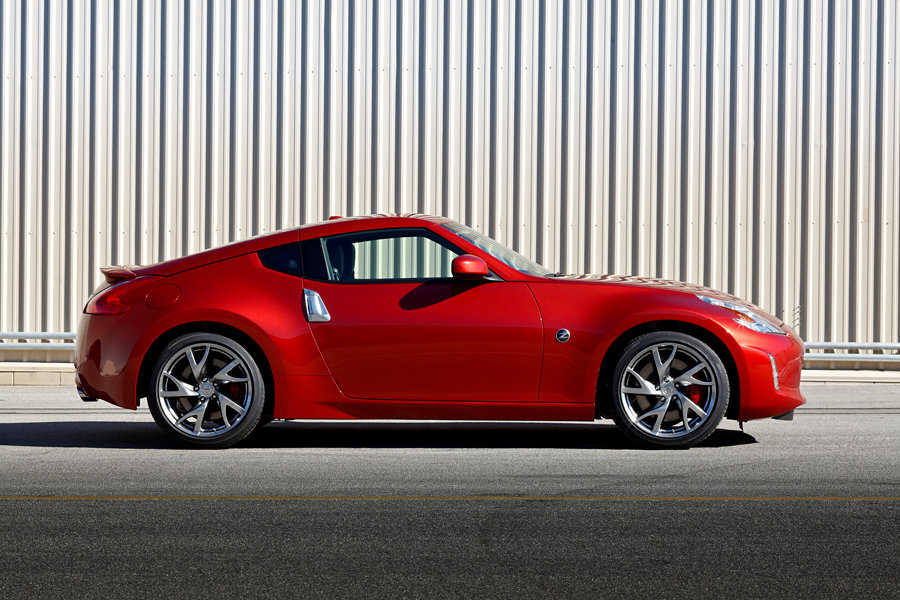 2013 Nissan 370Z Magma Red