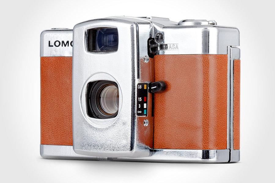 LOMO LC-A+ Silver Lake