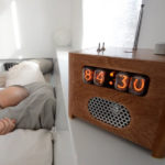 LED and Nixie Ramos Alarm Clock