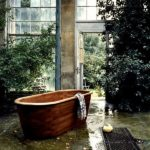 Teak Bath – handcrafted Teak bathtub
