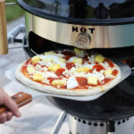 KettlePizza – wood-fired pizza at your backyard