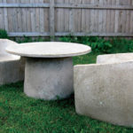 Zachary A. Design Stone Furniture