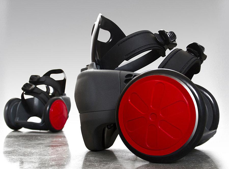 spnKix - wearable mobility