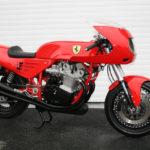 1995 Ferrari 900cc Motorcycle