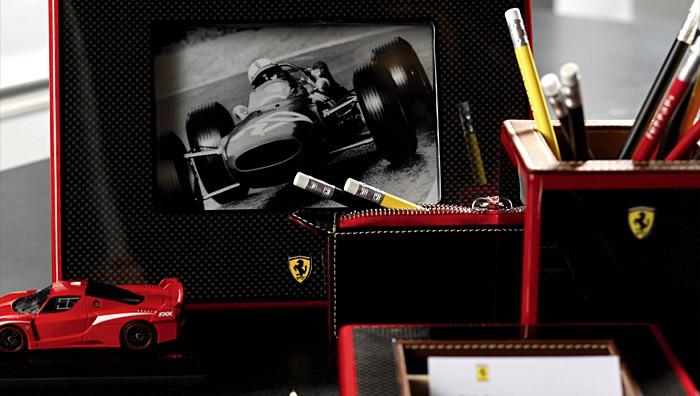 Ferrari The Carbon Fiber Collection