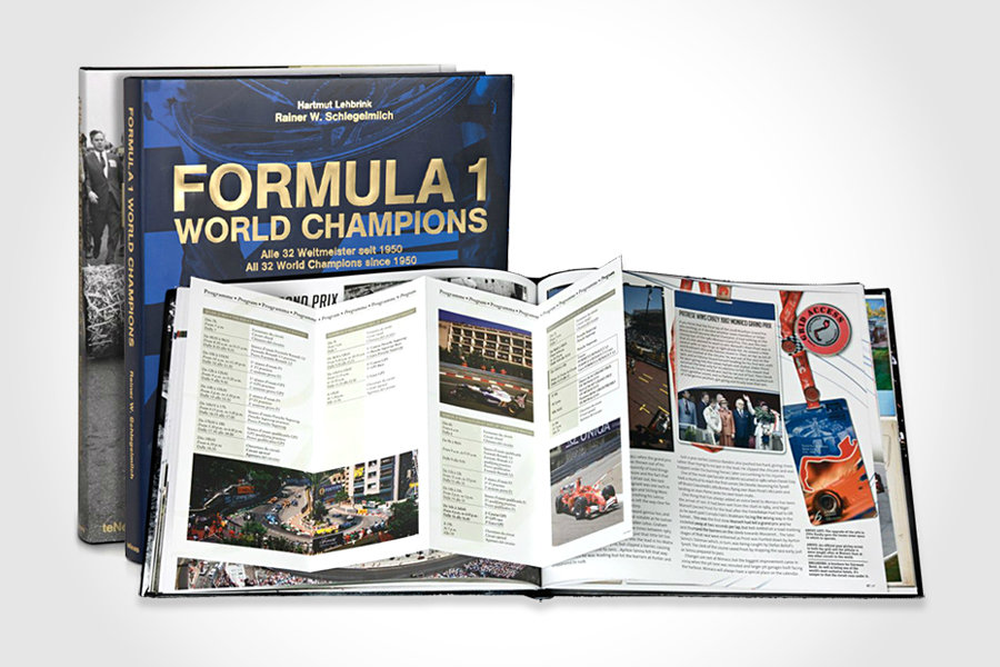 The Official Formula 1 Books