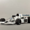 1978 Williams FW06 Formula One Racing Car
