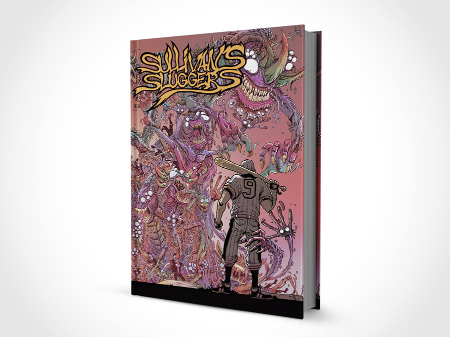 Sullivan's Slugger Graphic Novel