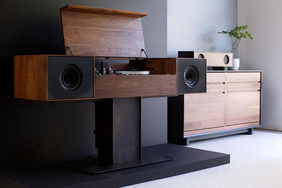 Symbol Modern Record Console
