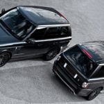 2012 Range Rover Westminster Black Label Edition