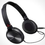 Pioneer SE-MJ591 & SE-NC21M Headphones
