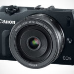 Canon EOS-M Digital Camera