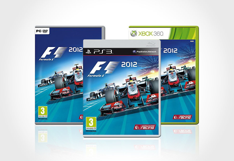 F1 2012 - The Official Video Game