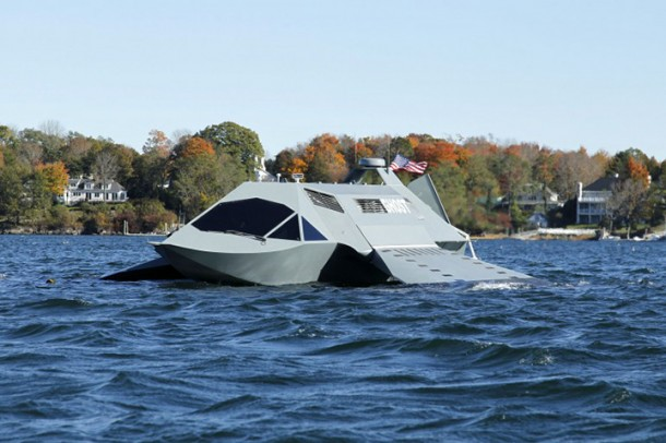 Juliet Marine Systems GHOST
