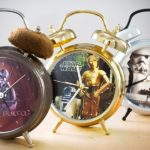 Star Wars Talking Alarm Clocks
