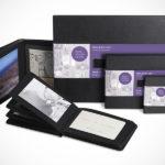 Moleskine Black Page Album & Fluorescent Pen