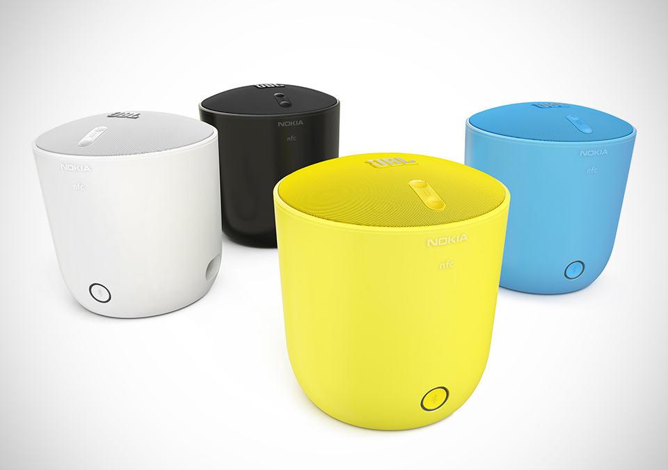 JBL PlayUp Portable Speaker for Nokia
