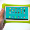"Tabeo Tablet by Toy ""R"" Us with bundled bumper"