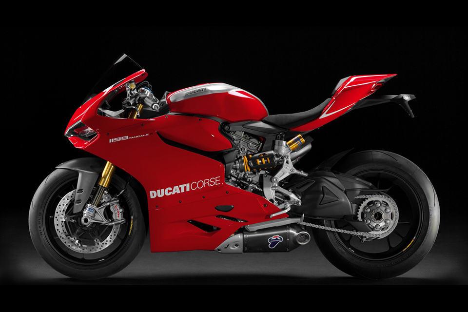 2013 Ducati 1199 Panigale R Superbike