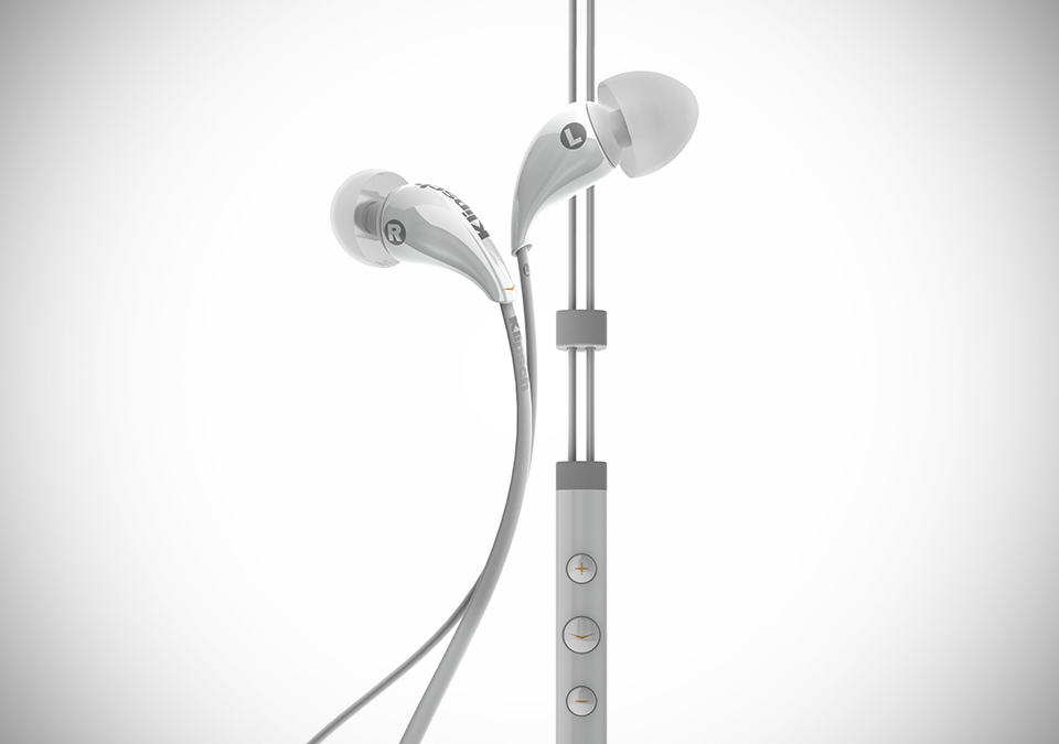 Klipsch Image X7i In-Ear Headphones in Ceramic White