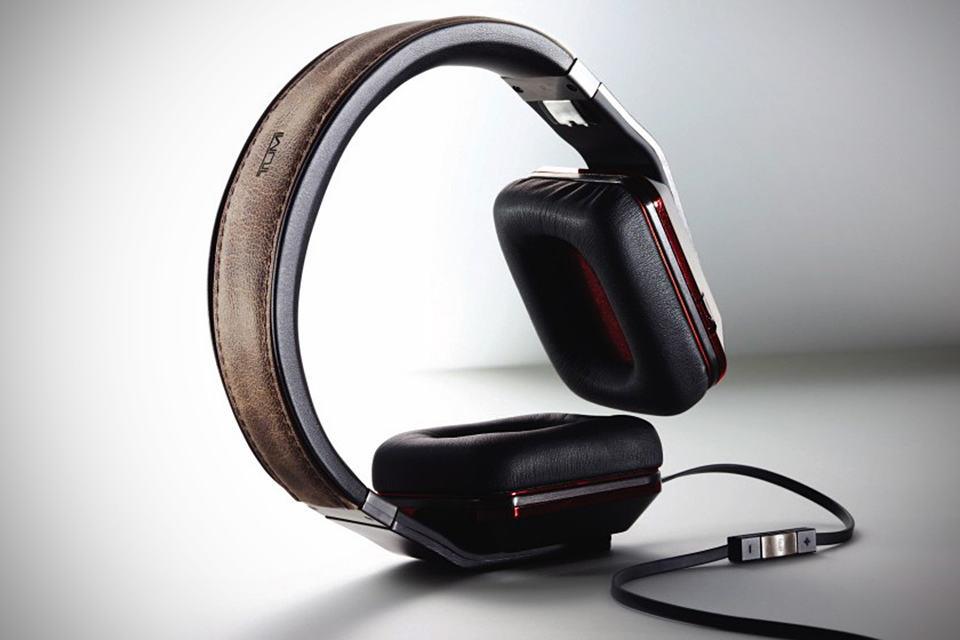 TUMI Headphones by Monster