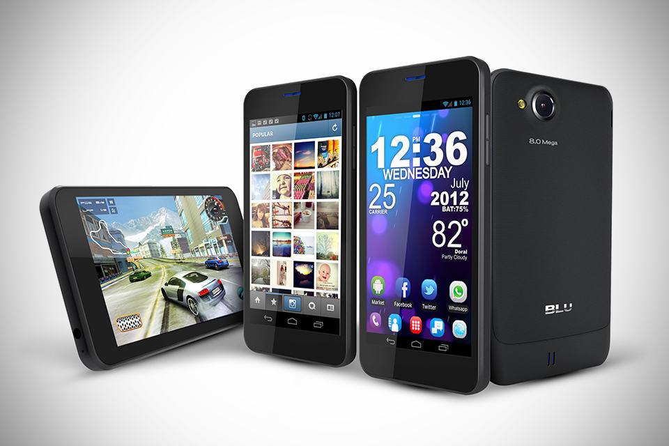 BLU Vivo 4.65 HD Smartphone