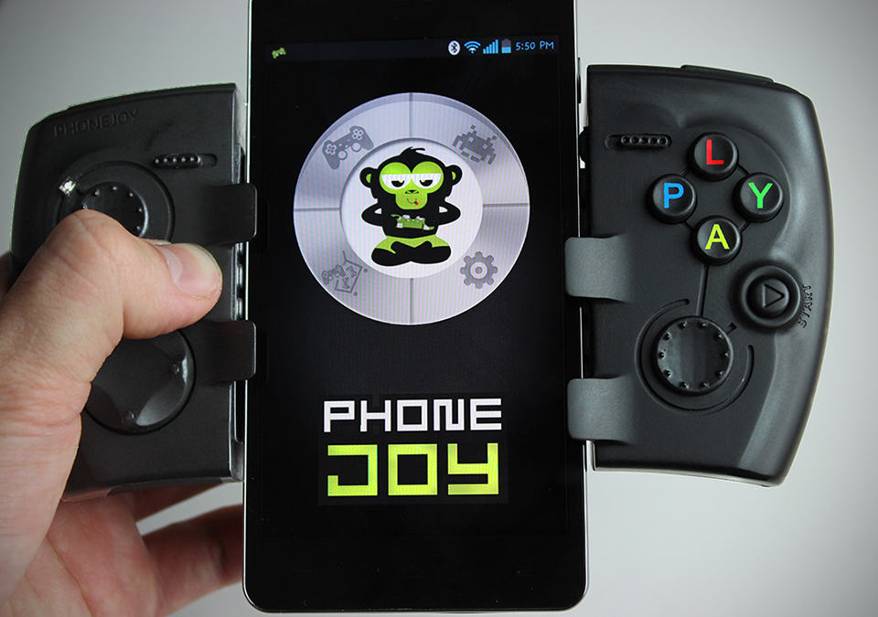 PhoneJoy Play - Game Controller for Smartphones