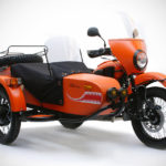 Ural Yamal Limited Edition Sidecar Motorcycle