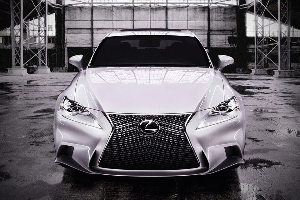 2014 Lexus IS 350 F-SPORT Front