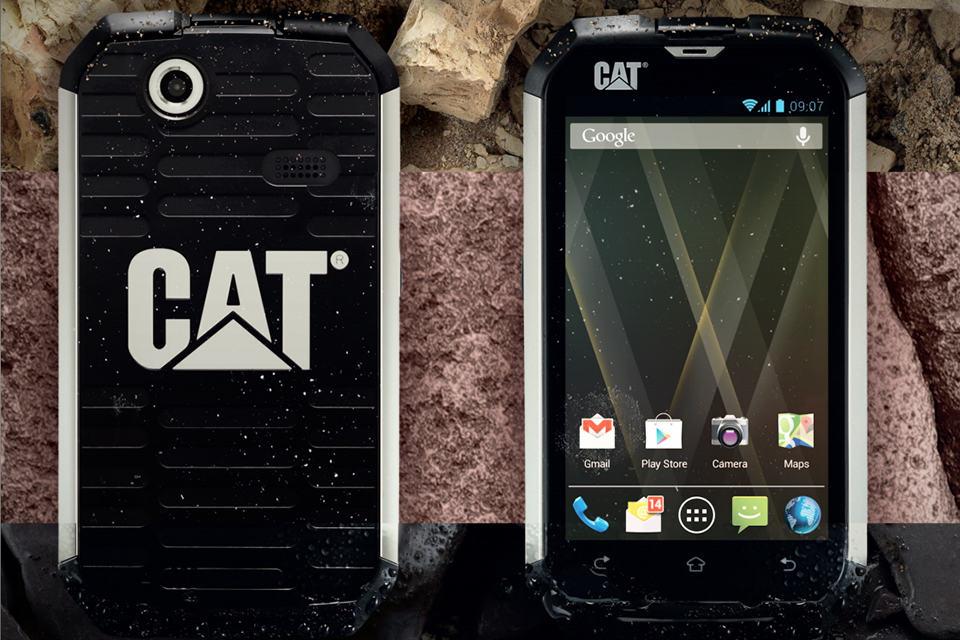 Caterpillar CAT B15 Ruggedized Android Phone