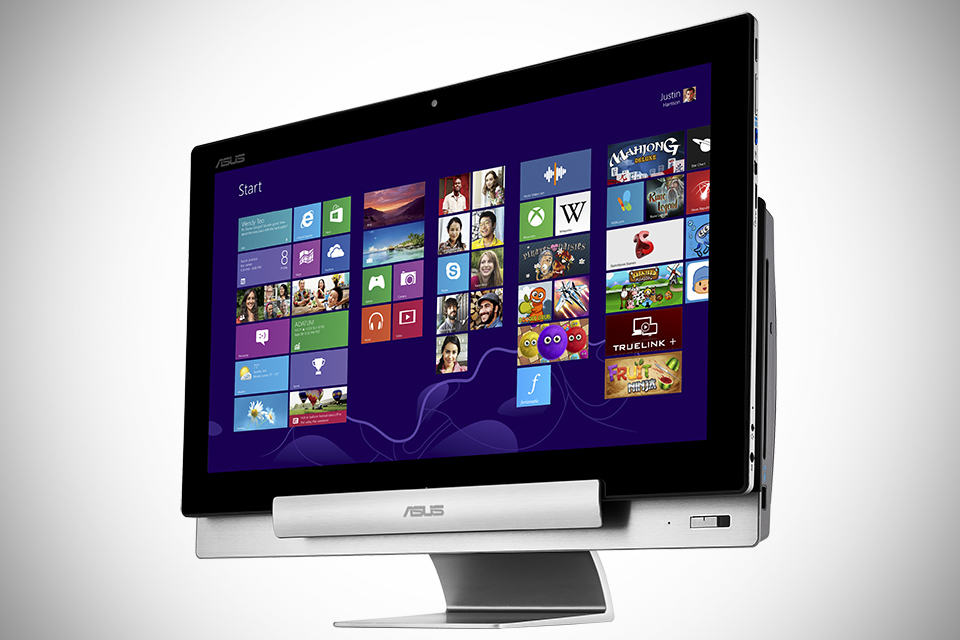 ASUS Transformer AiO - it's a Windows PC and an Android Tablet