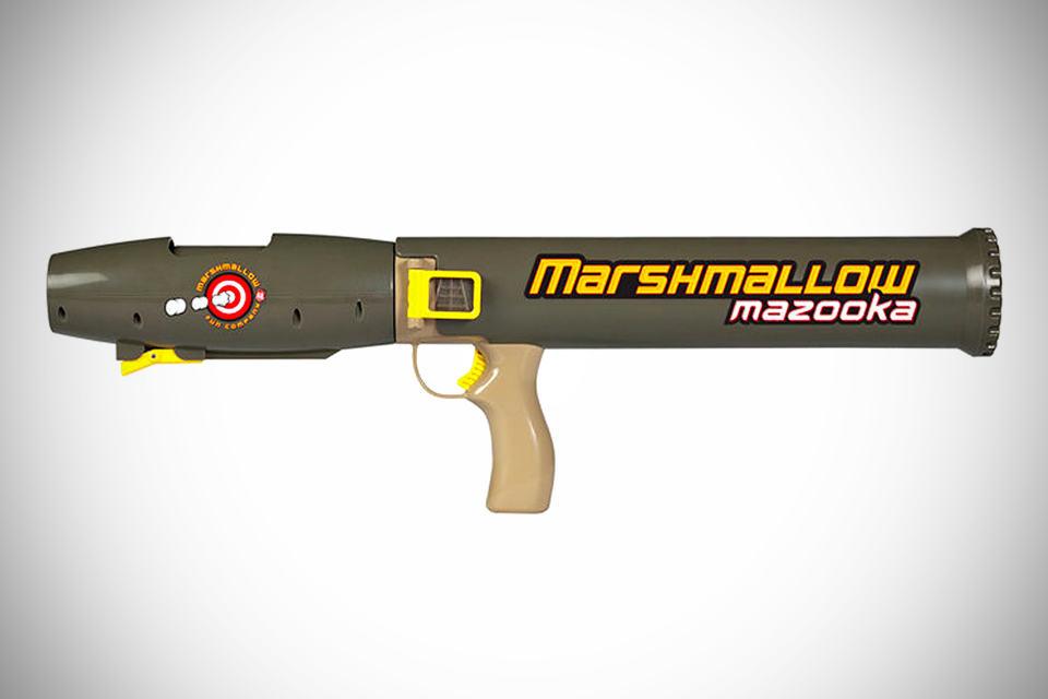 Mazooka Marshmallow Bazooka