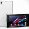 Sony Xperia Z1 Smartphone - White