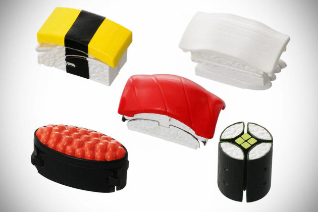 Bandai Sushi Transformers Toys