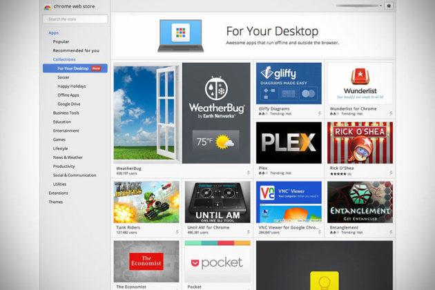 Chrome Apps For Mac - screenshot