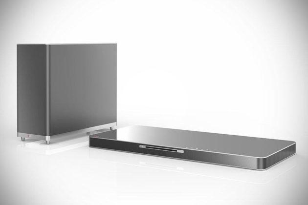 LG LAP540W Sound Plate