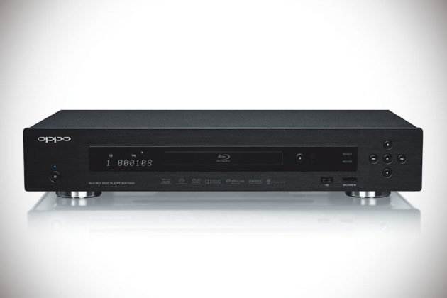 Oppo BDP-103D Blu-ray Player Darbee Edition