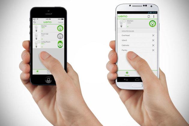 Belkin WeMo app