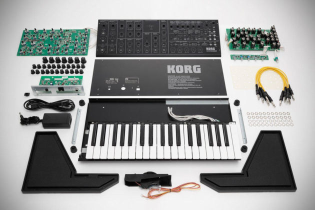 KORG MS-20 Monophonic Synthesizer Kit