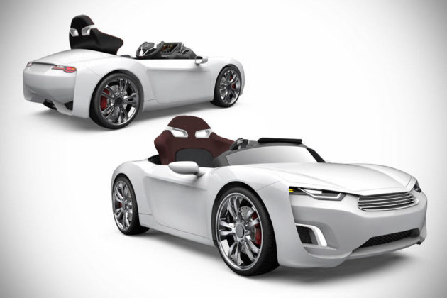 Third-Generation Henes Broon Electric Cars For Kids - F8-Series