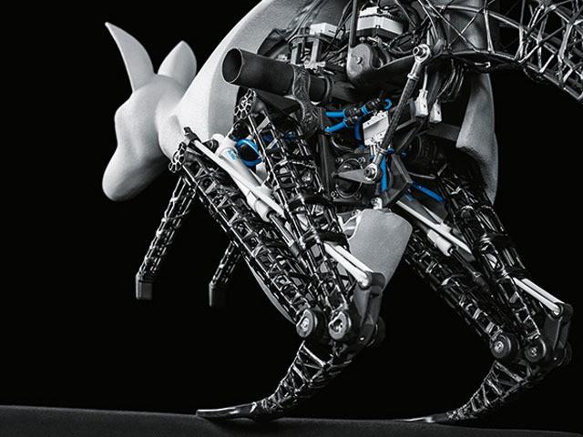 BionicKangaroo By Festo