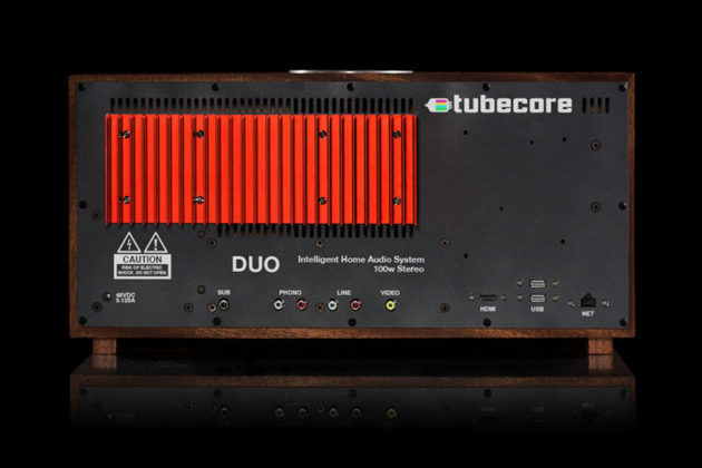 Tubecore Duo Intelligent Home Audio System
