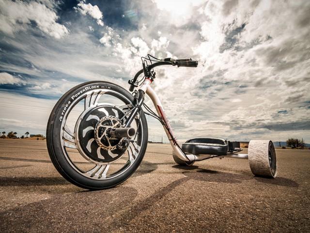 Verrado Electric Drift Trike By Local Motors