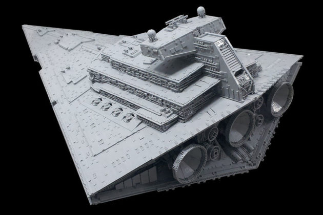 Jerac's Imperial Star Destroyer Chimaera