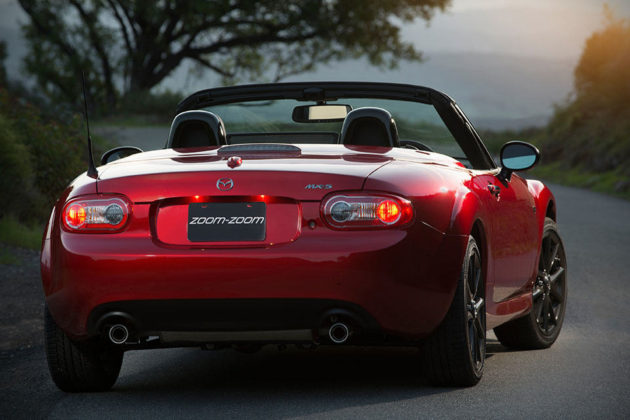 Mazda MX-5 Roadster Coupe 2.0-liter 25th Anniversary Limited Edition