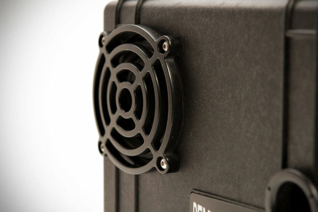 DemerBox Rugged Bluetooth Speakers