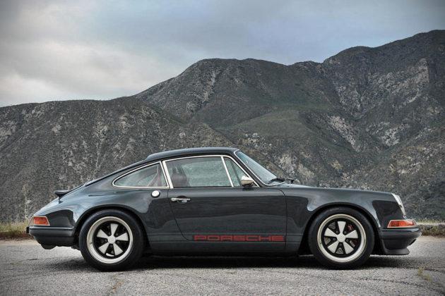 """Porsche 911 """"Indonesia"""" by Singer Vehicle Design"""