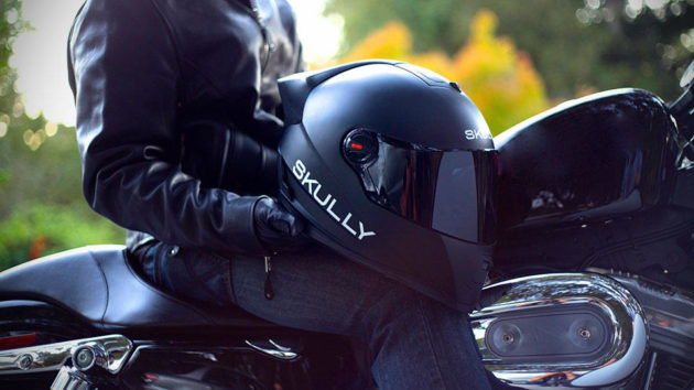 SKULLY AR-1 Motorcycle Helmet