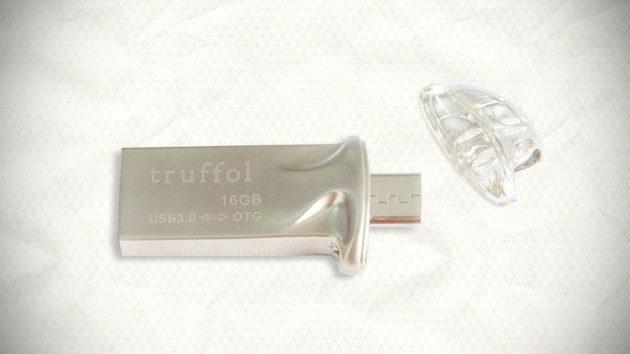 Truffol Dual OTG Flash Drive