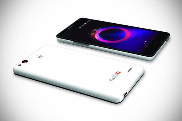 nubia S5 mini LTE Smartphone